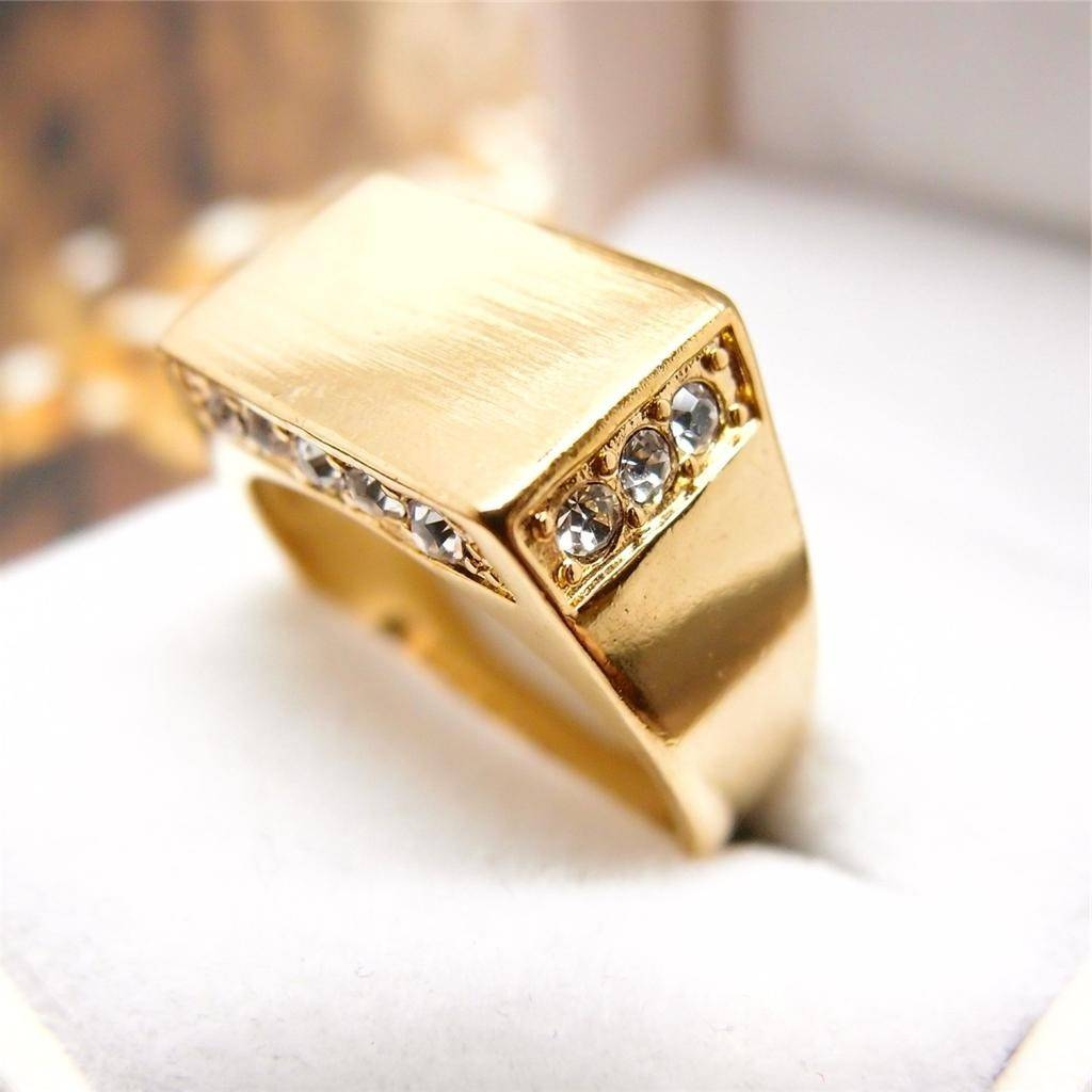 Wedding Rings : Male Gold Wedding Rings Guys Wedding Band Gold And Within Engagements Rings For Men (View 14 of 15)
