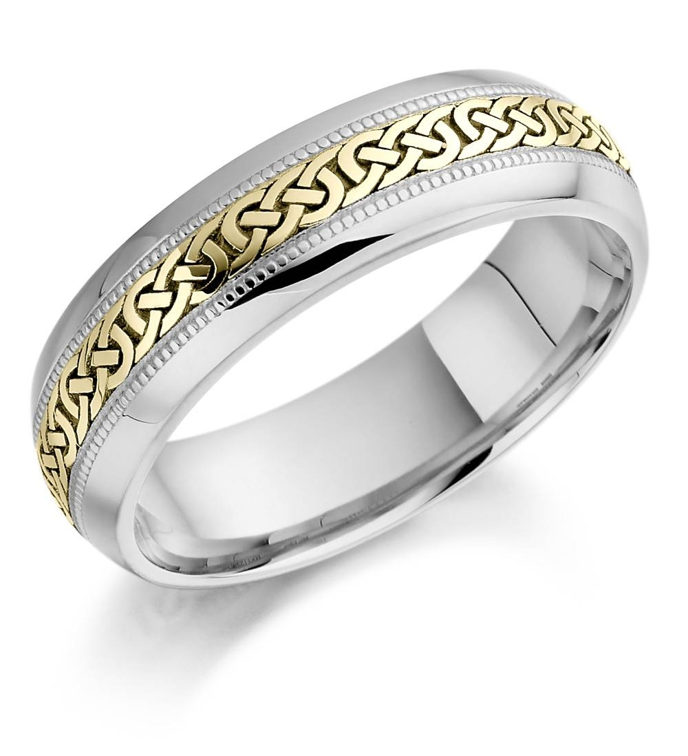 Featured Photo of Mens Irish Wedding Rings