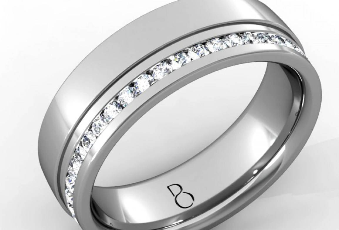 Wedding Rings : Mens Platinum Wedding Ring Unforeseen Mens Wedding Pertaining To Platinum Male Wedding Rings (View 13 of 15)
