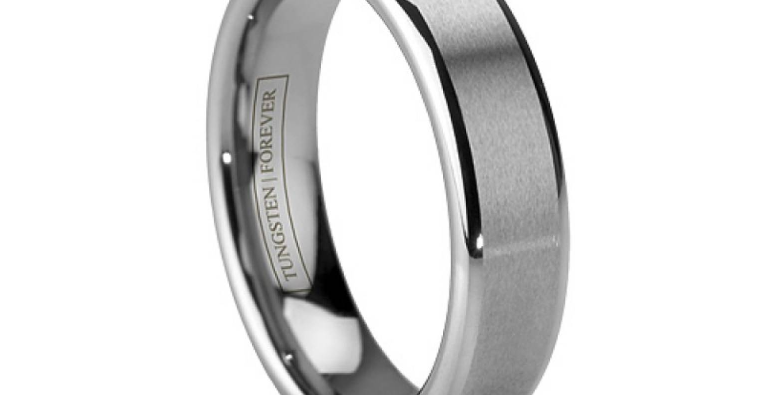 Wedding Rings : Mens Tungsten Wedding Ring Astounding Regarding Men's Wedding Bands Size (View 11 of 15)