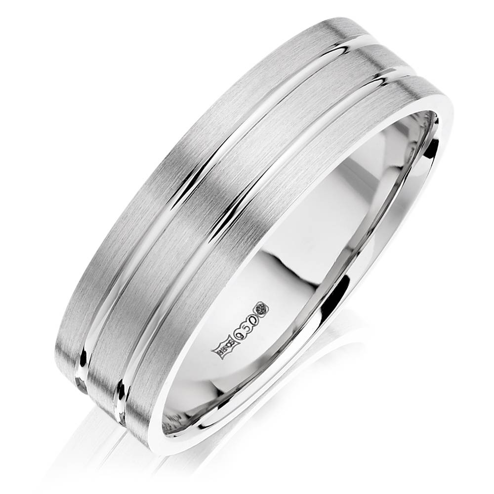 Wedding Rings : Mens Wedding Ring Bullet Mens Wedding Ring In Throughout Mens Bullet Wedding Bands (View 7 of 15)