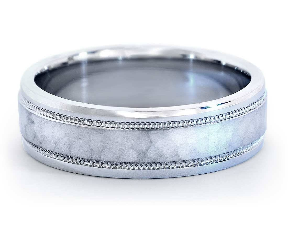 Wedding Rings : Milgrain Wedding Band Tiffany Another Option Of Inside Tiffany Men's Wedding Bands (View 11 of 15)