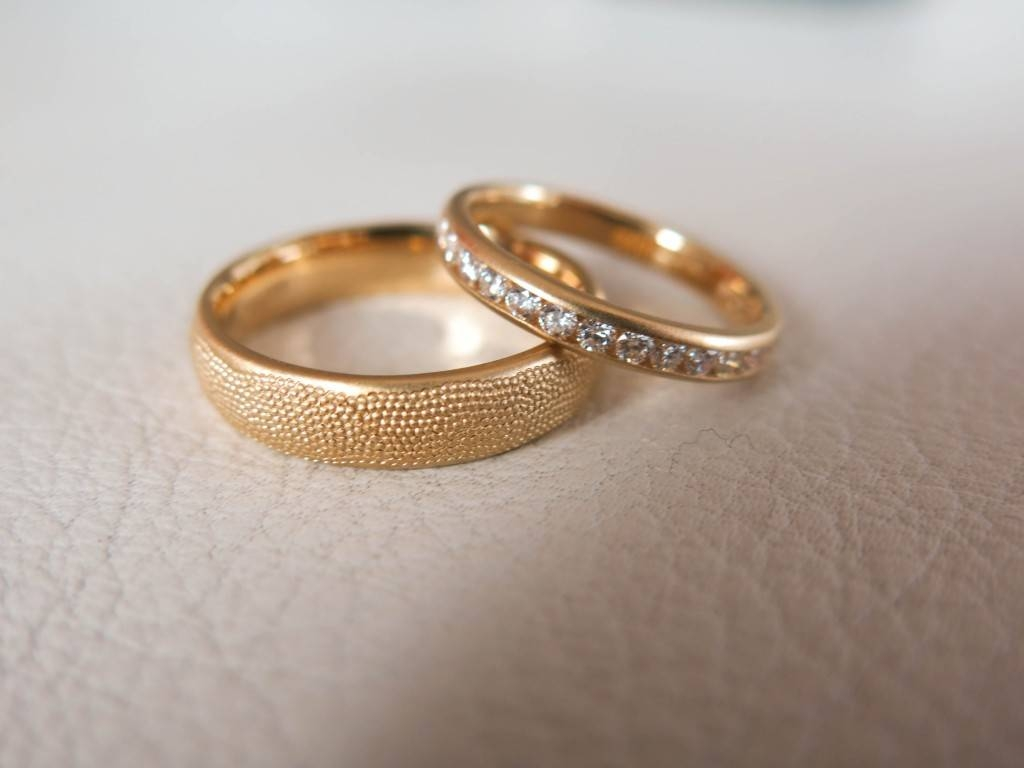 Featured Photo of Love Story Wedding Rings