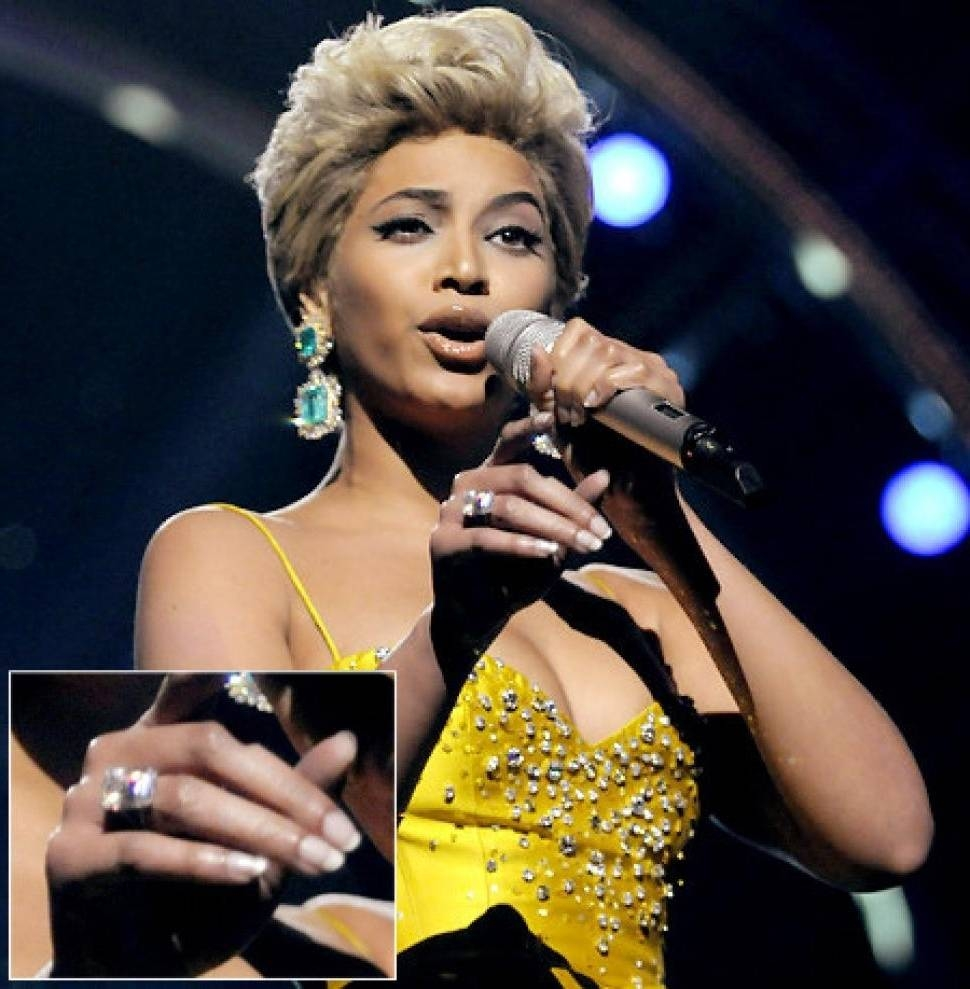 Wedding Rings : Quiet Wedding: Beyonce Wedding Ring In Beyonce Inside Beyonce's Wedding Rings (View 15 of 15)