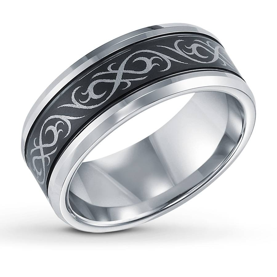 Wedding Rings : Triton Titanium Wedding Band For Him Triton In Celtic Wedding Bands For Him (View 2 of 15)