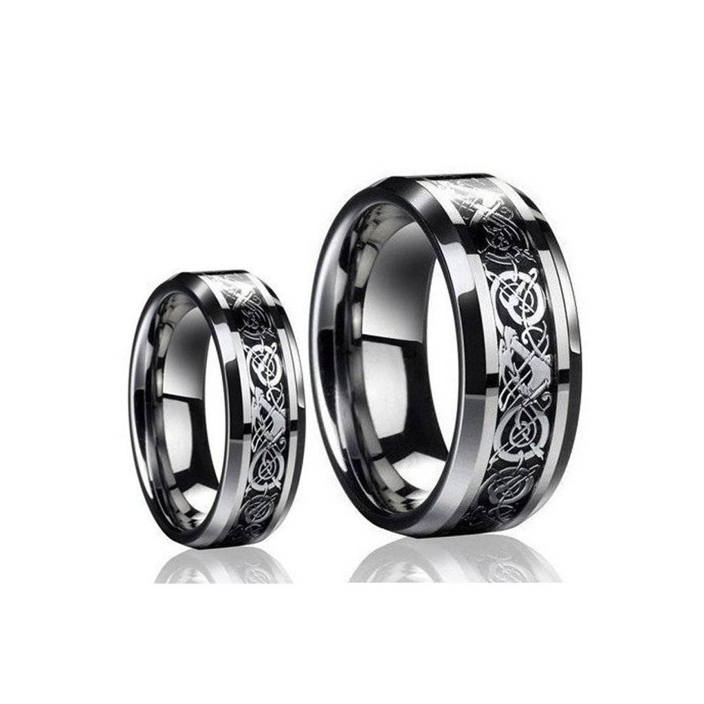 Wedding Rings : Tungsten Wedding Rings His And Hers Tungsten In Tungsten Wedding Bands Sets His And Hers (View 7 of 15)