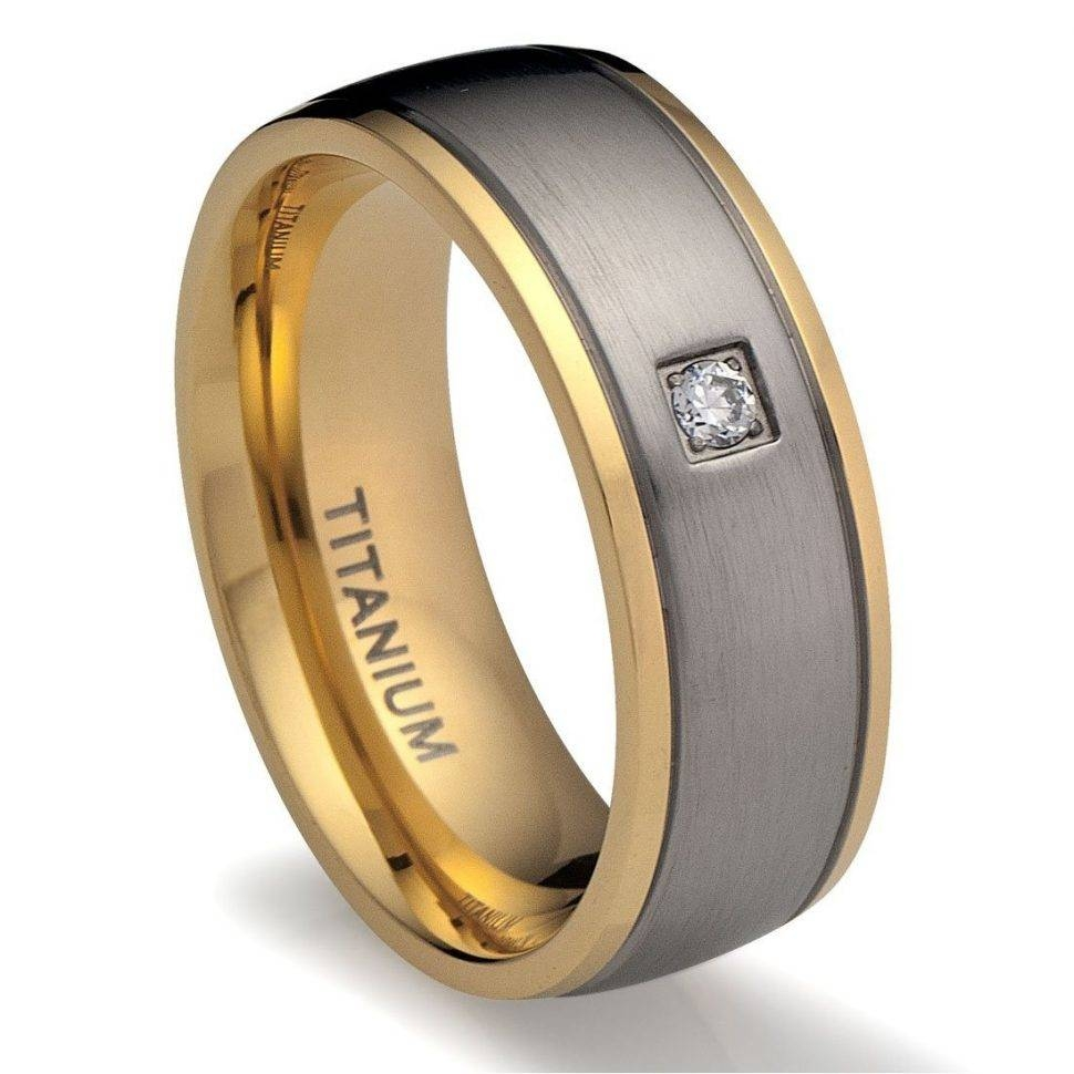 Wedding Rings : Unique Mens Wedding Bands Titanium The Various For Mens Western Wedding Bands (View 12 of 15)
