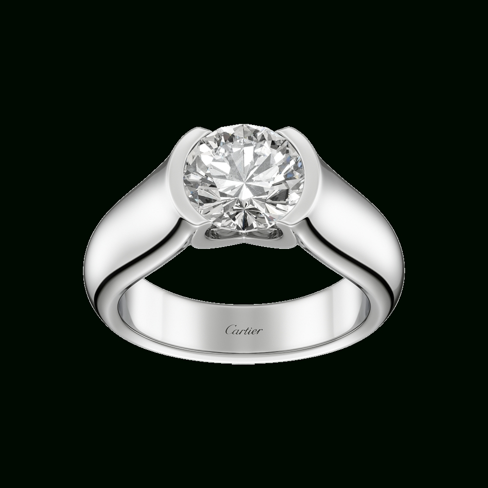 Wedding Rings : Unusual Cartier Wedding Rings Cost Enrapture Inside Mens Engagement Rings Cartier (View 7 of 15)
