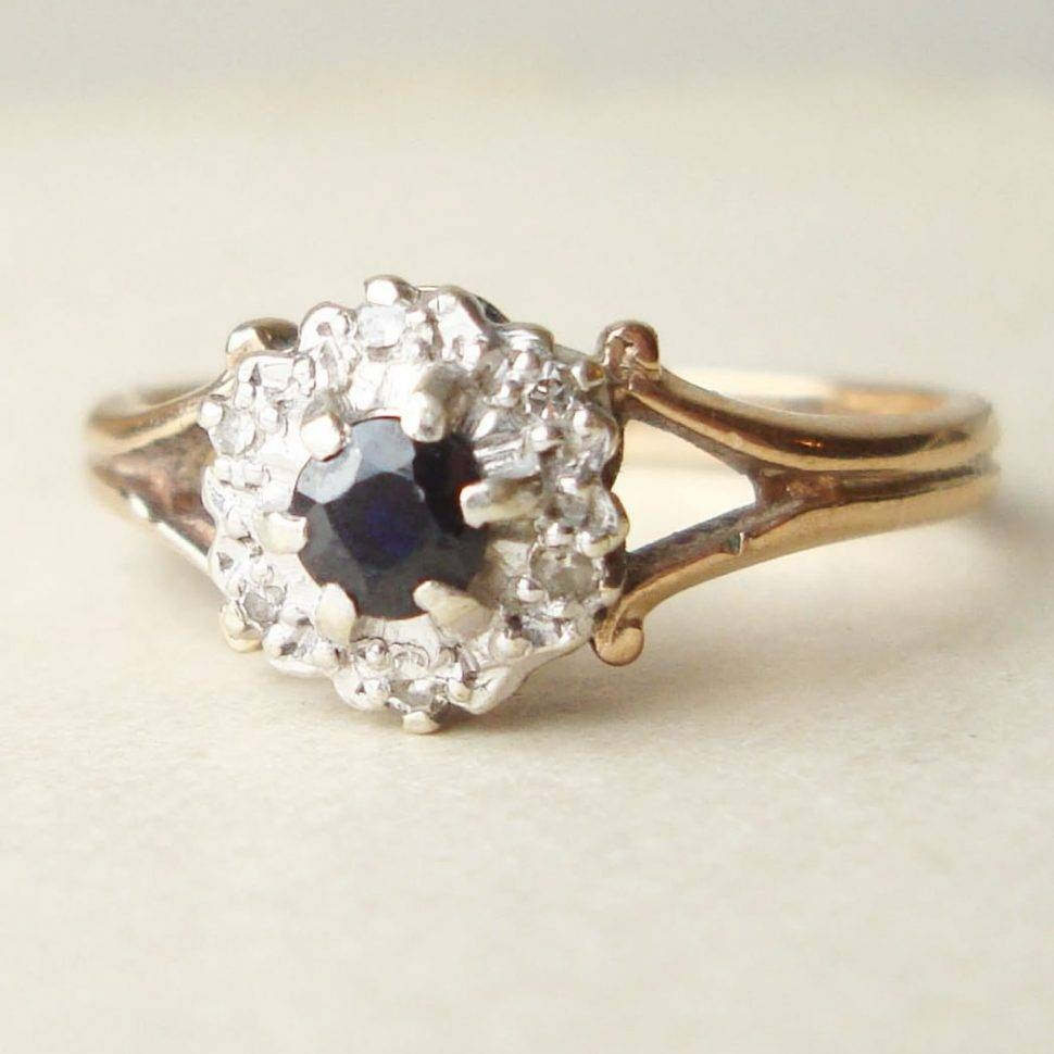Wedding Rings : Vintage Antique Engagement Rings Beautiful Wedding Pertaining To Etsy Vintage Wedding Bands (View 14 of 15)