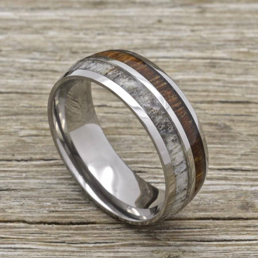Wedding Rings – Weddbook With Regard To Antler Engagement Rings (View 15 of 15)