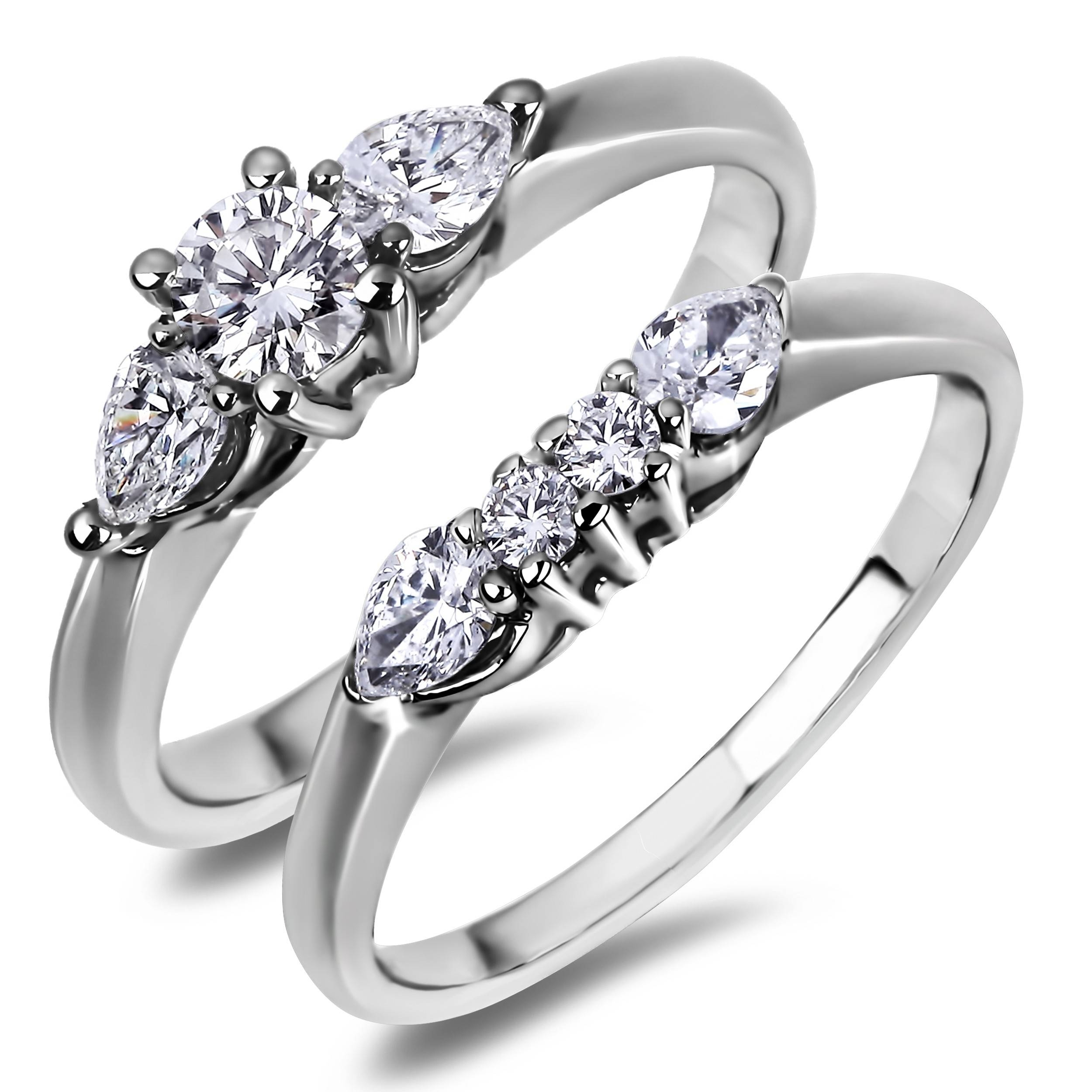 of amp sets wedding matching hers for rings and his beautiful bride white gold groom