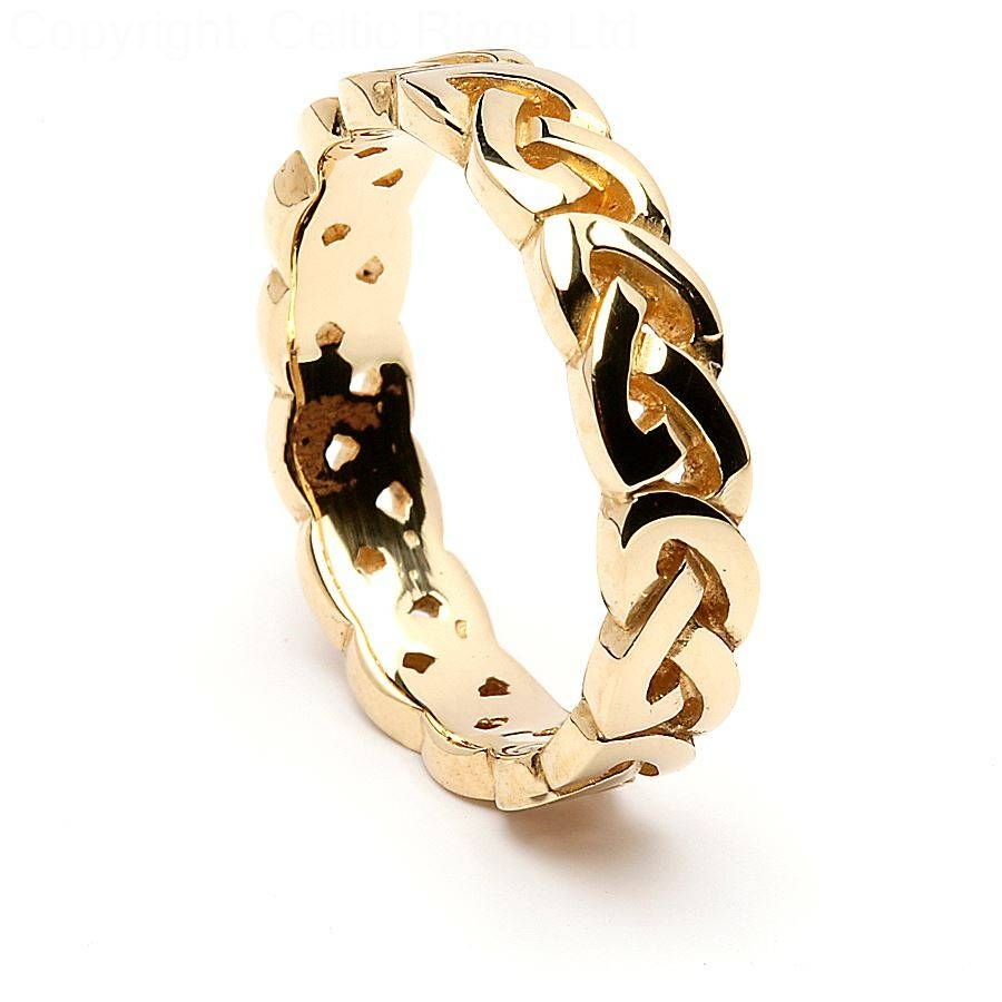 Wedding Rings : Wedding Bands For Women Celtic Jewelry Mens Irish With Regard To Mens Celtic Engagement Rings (View 5 of 15)