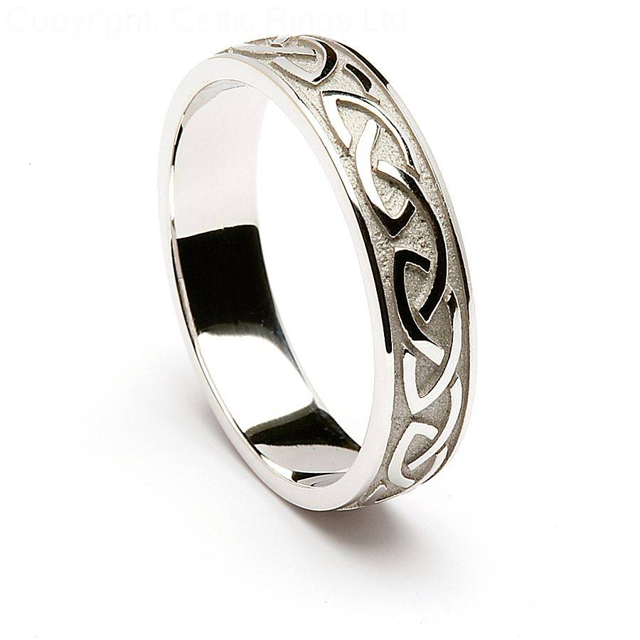 Wedding Rings : Wedding Bands For Women Celtic Rings For Men Pertaining To Celtic Style Engagement Rings (View 13 of 15)