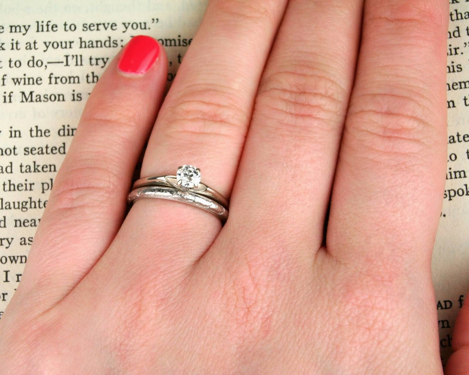 Wedding Rings : Wedding Bands To Match Engagement Ring Wedding Inside Wedding Bands And Engagement Rings (View 11 of 15)