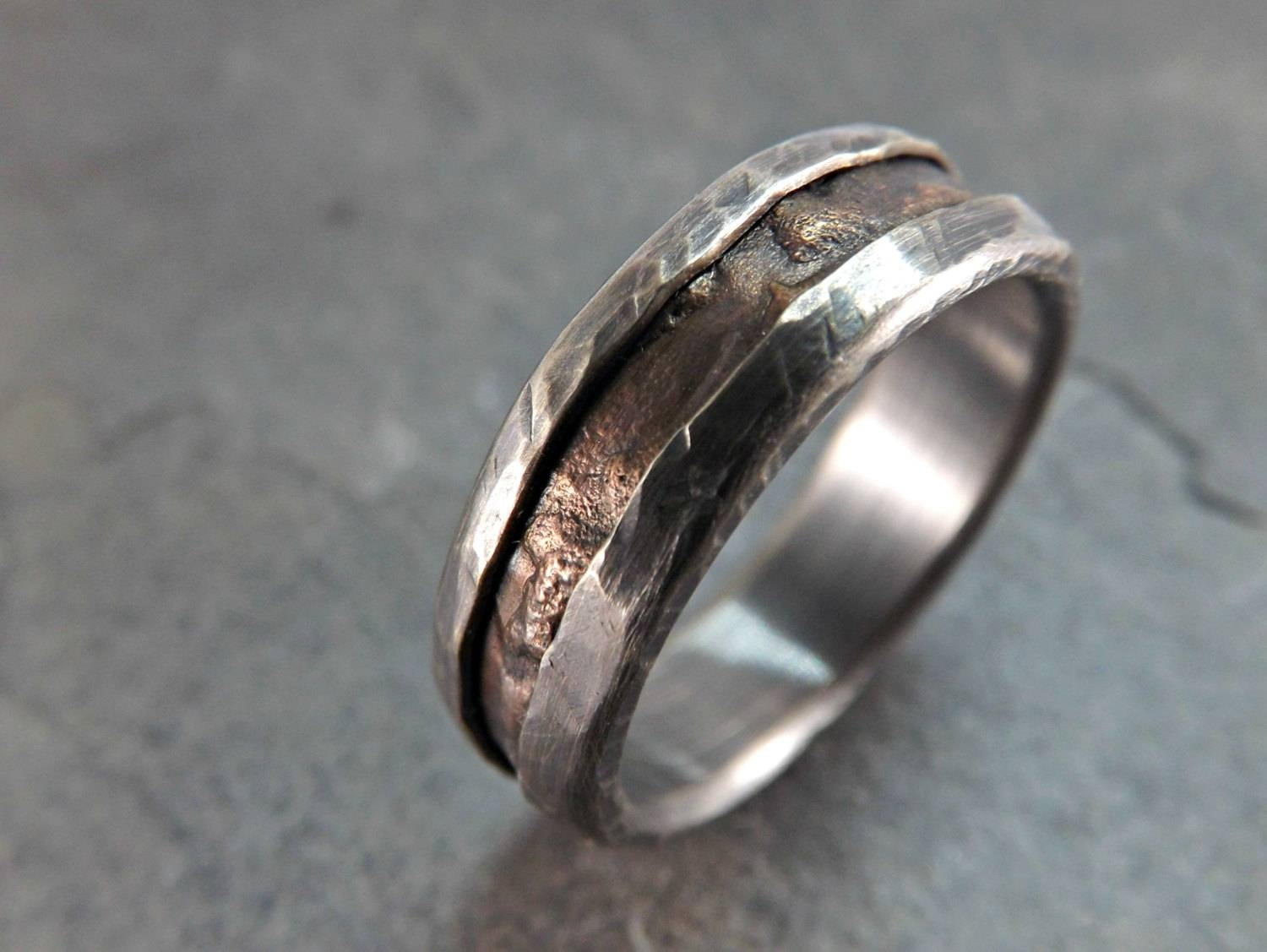 Wedding Rings : Wedding Rings For Guys Curious Cool Wedding Rings Within Cool Wedding Bands For Guys (View 12 of 15)