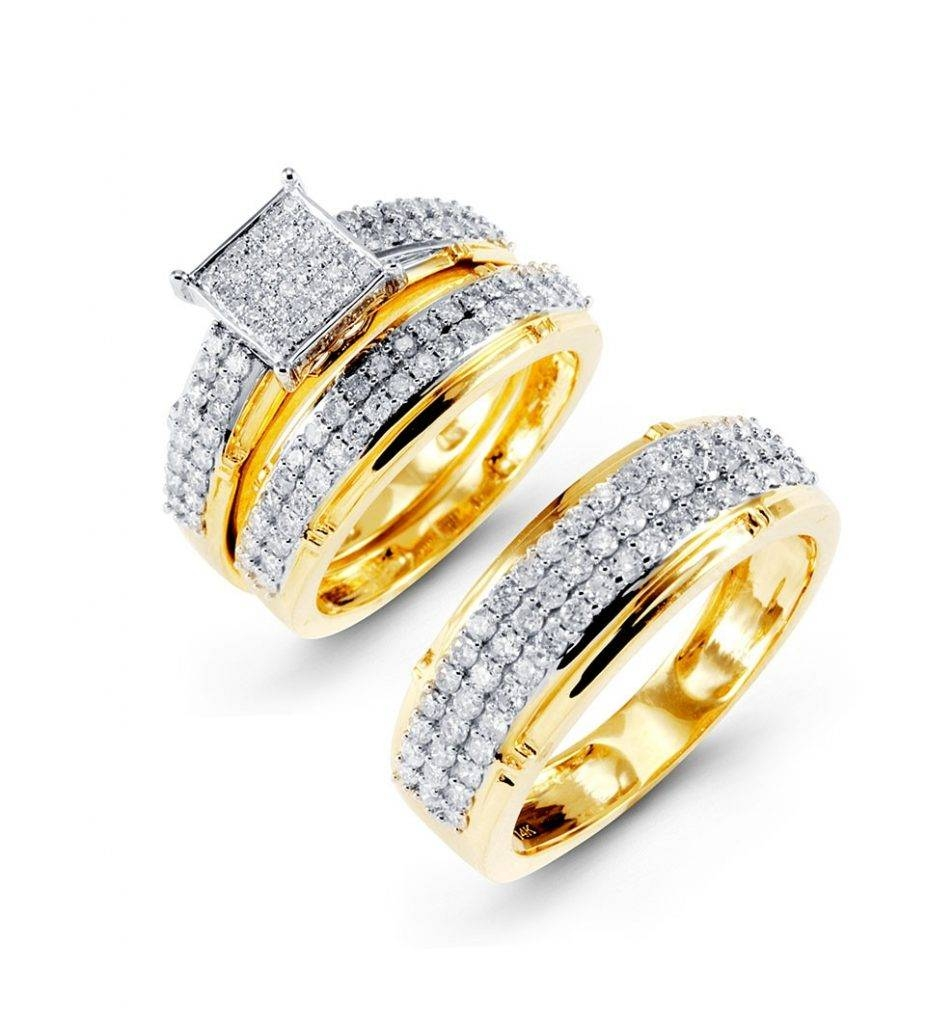 Featured Photo of Zales Men's Diamond Wedding Bands