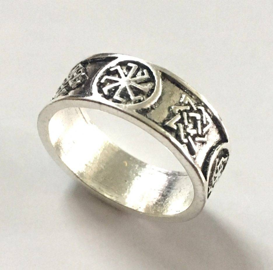 Wedding Rings : Western Wedding Rings Vera Wang Wedding Rings Inside Viking Engagement Rings (View 8 of 15)