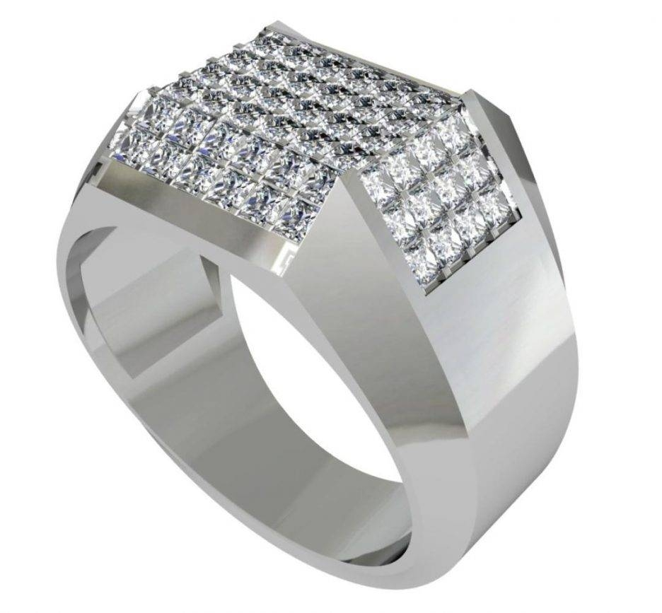 Featured Photo of Zales Mens Diamond Wedding Bands