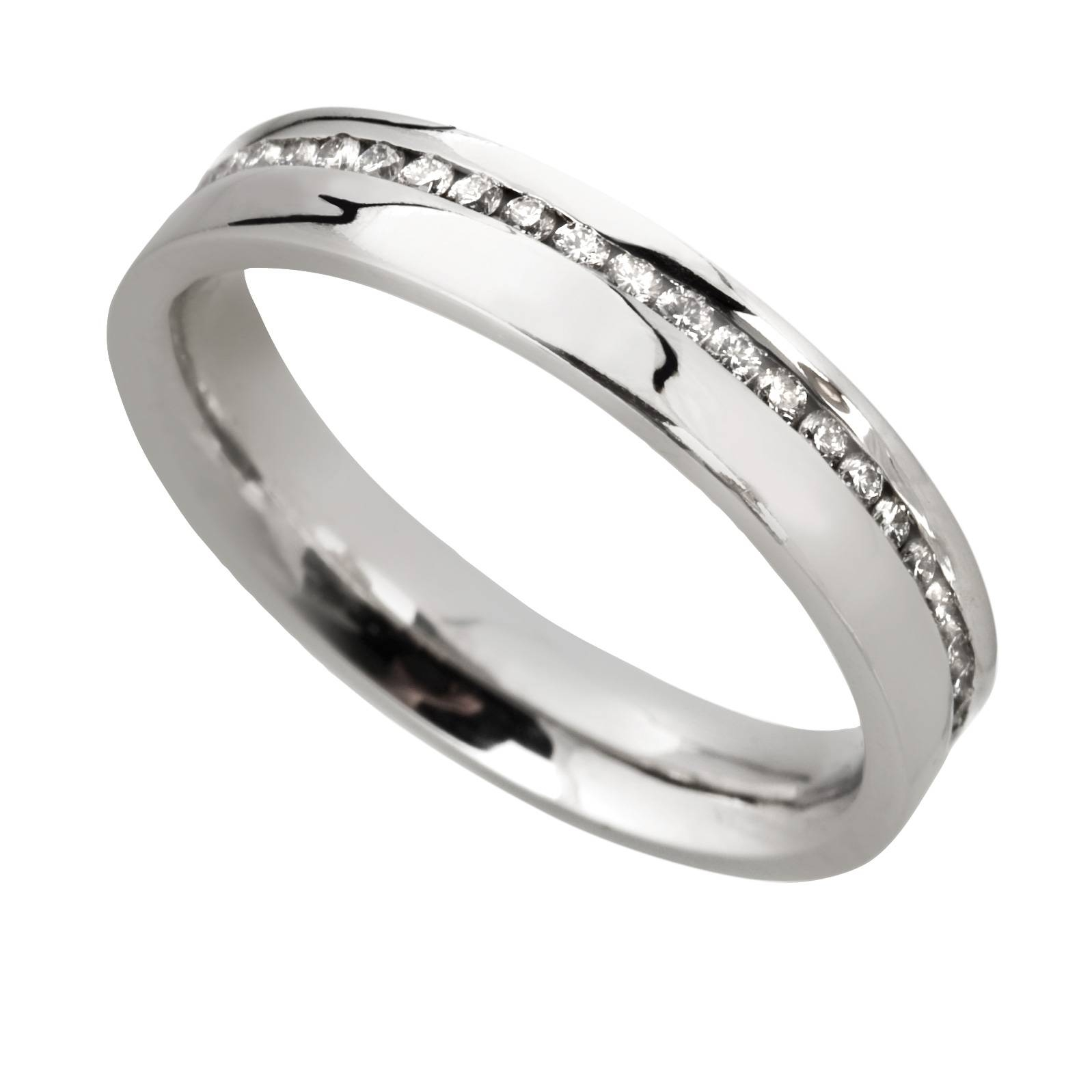 Featured Photo of Wedding Rings With Diamonds
