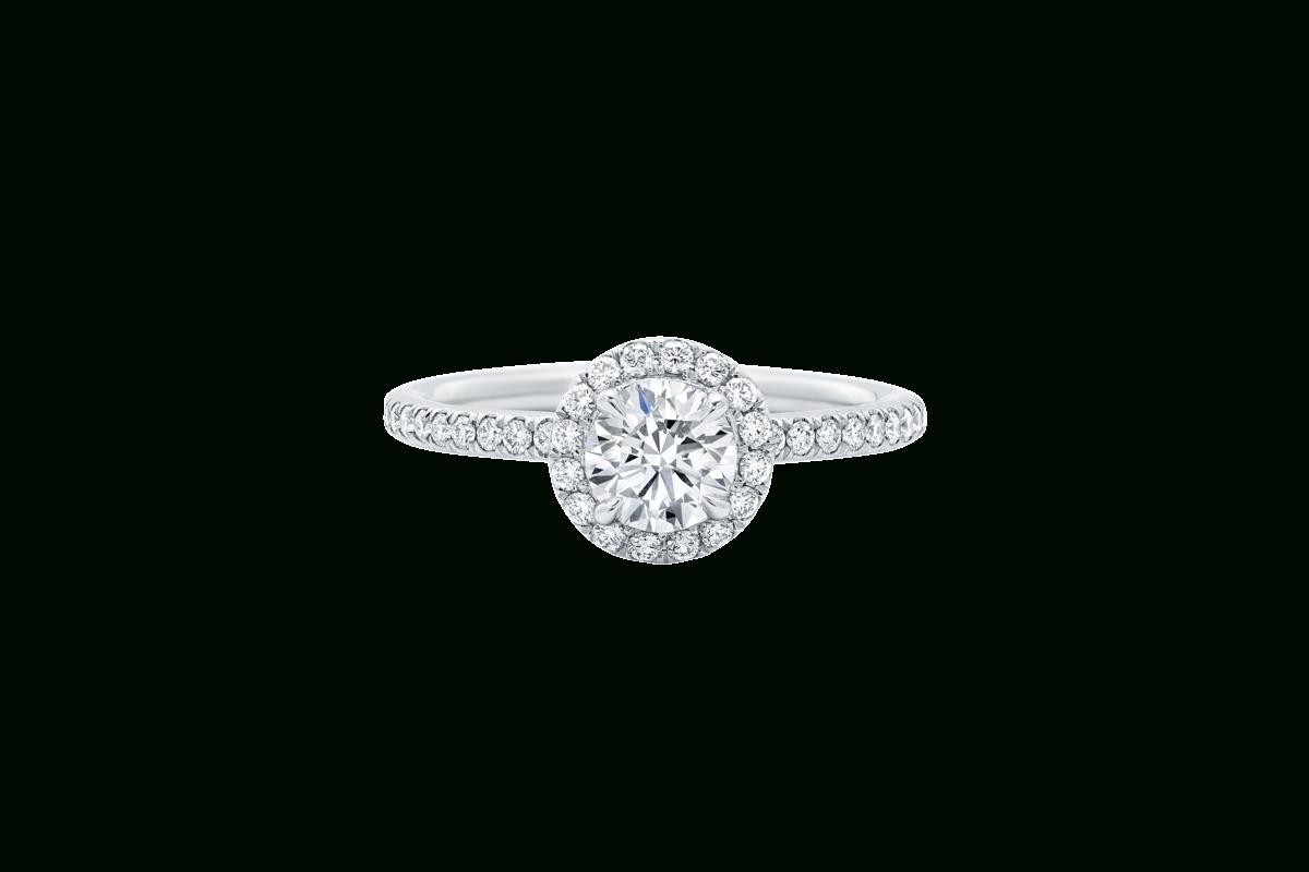 Winston Blossom Engagement Ring | Harry Winston Inside Harry Winston Engagement Rings (View 3 of 15)
