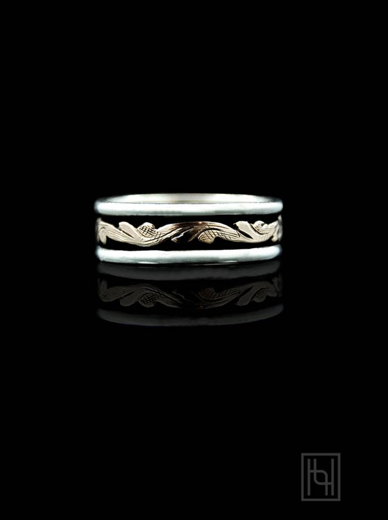 With These Rings – Stunning Western Wedding Rings | Hyo Silver Inside Western Wedding Rings (View 14 of 15)