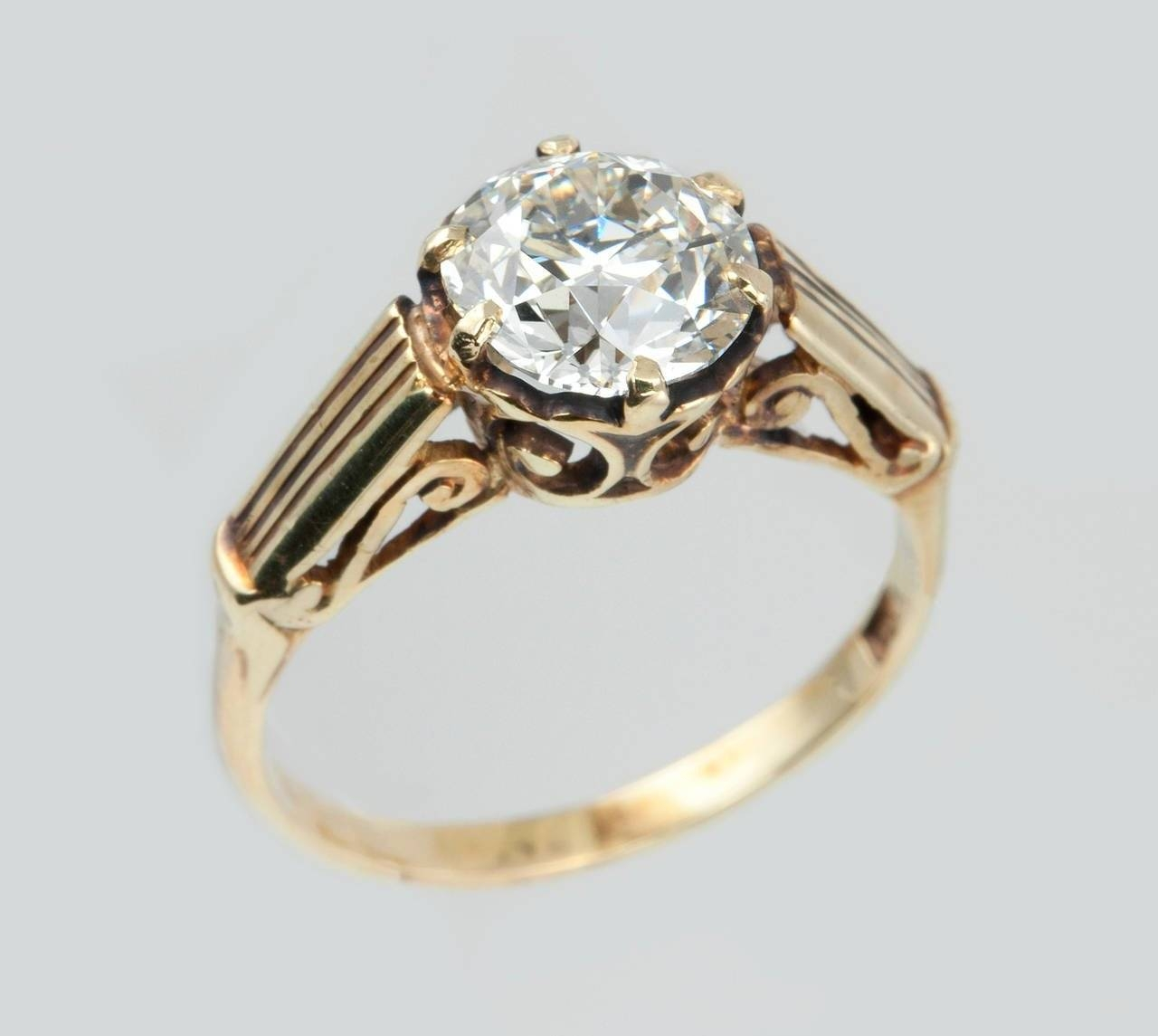 Featured Photo of Victorian Engagement Rings