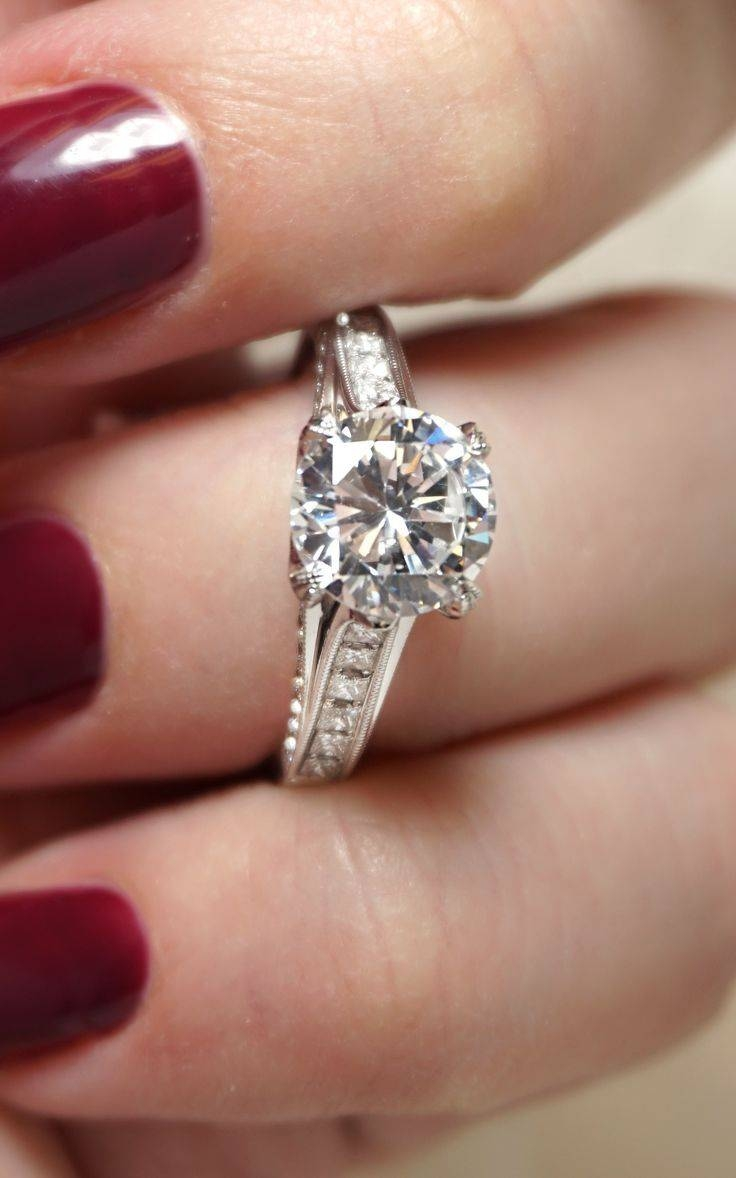 130 Best Our Favorite Rings Images On Pinterest | Design Your Own For Seattle Custom Engagement Rings (View 3 of 15)