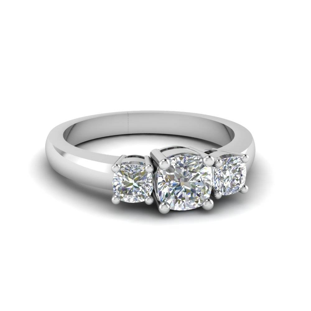 16 Top Simple Engagement Rings At Fascinating Diamonds Inside Simple Modern Engagement Rings (View 1 of 15)