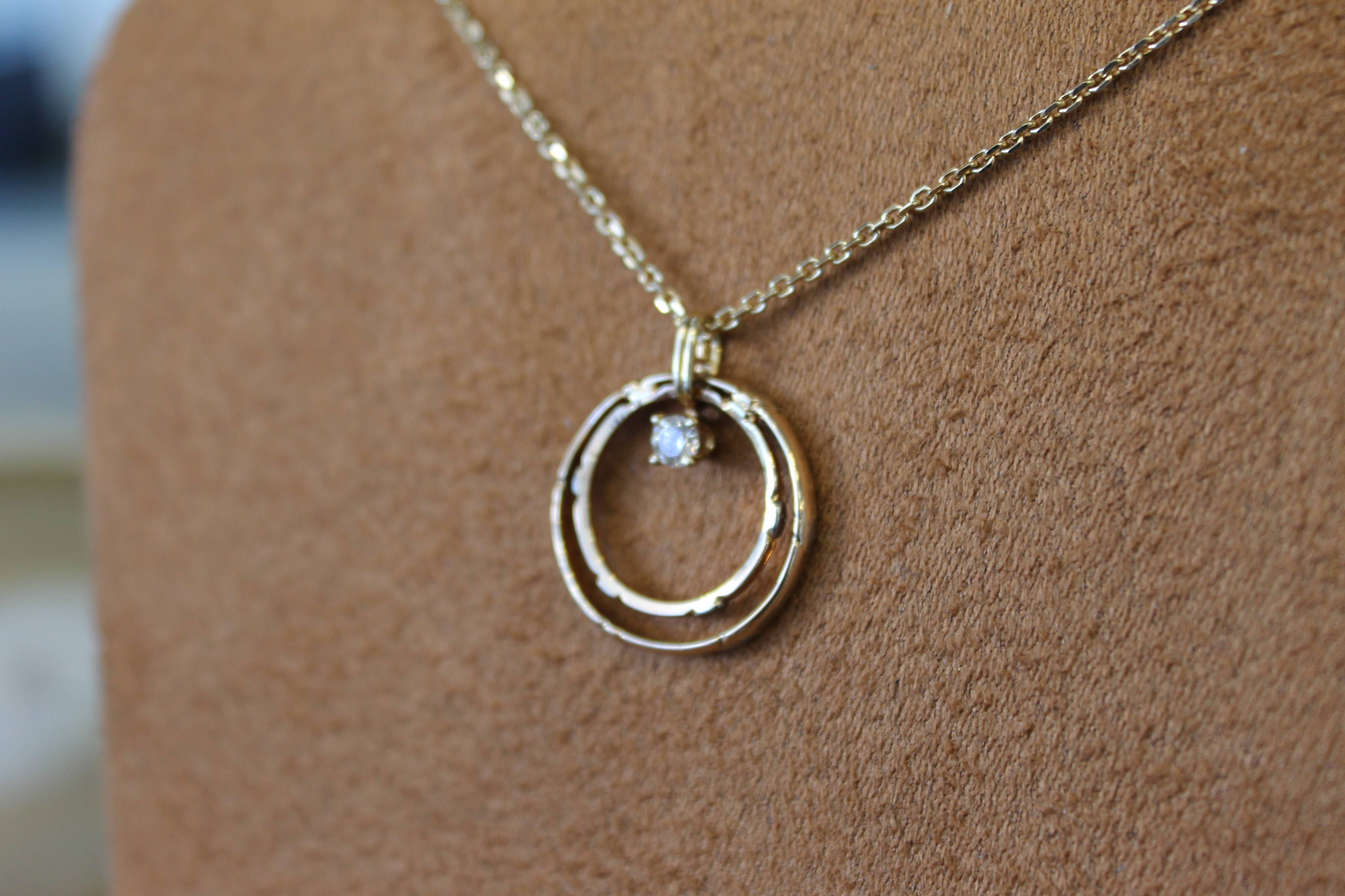 A Lifetime Of Love | A. Anderson Jewelers Within Wedding Bands On Necklace (Gallery 1 of 15)