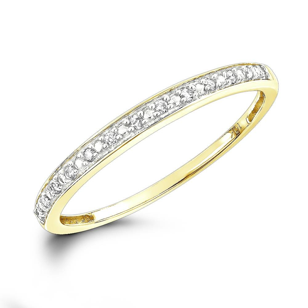 Affordable Diamond Wedding Bands For Women: Stackable Diamond Ring Inside Most Up To Date Stackable Wedding Bands For Women (View 9 of 15)