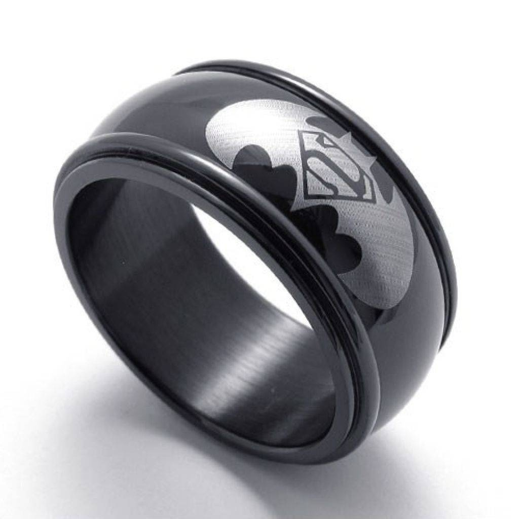 Affordable Mens Wedding Bands Tags : Flashy Wedding Rings Cool Men In Titanium Wedding Bands For Him (View 4 of 15)