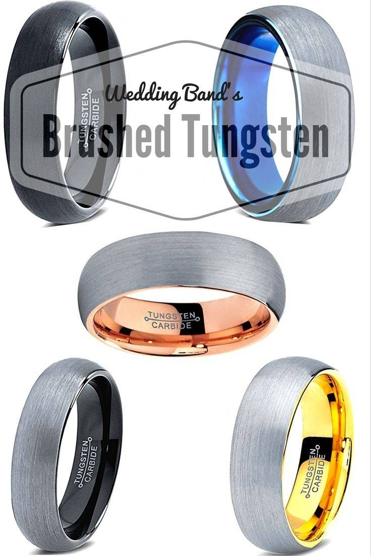 Best 25+ Best Mens Wedding Bands Ideas On Pinterest | Guy Wedding Regarding Durable Wedding Bands For Men (View 2 of 15)