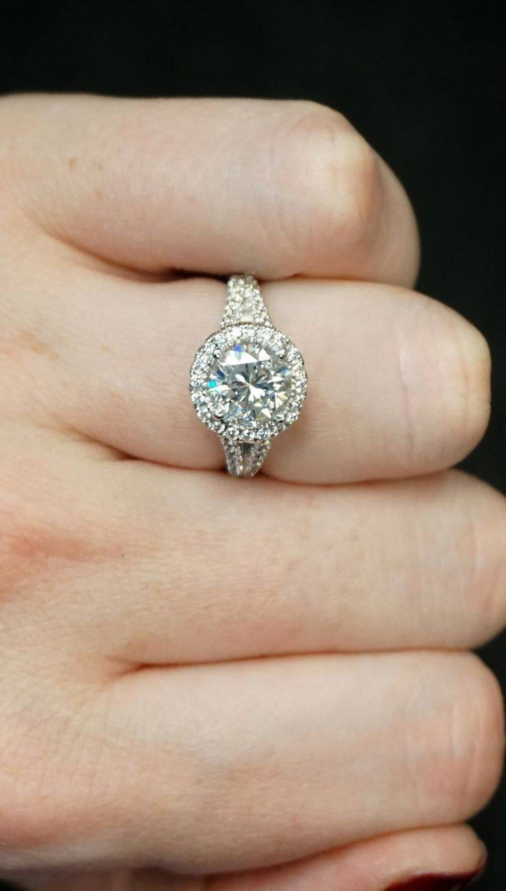 Best 25+ Design Your Own Engagement Rings Ideas On Pinterest Pertaining To Seattle Custom Engagement Rings (View 8 of 15)