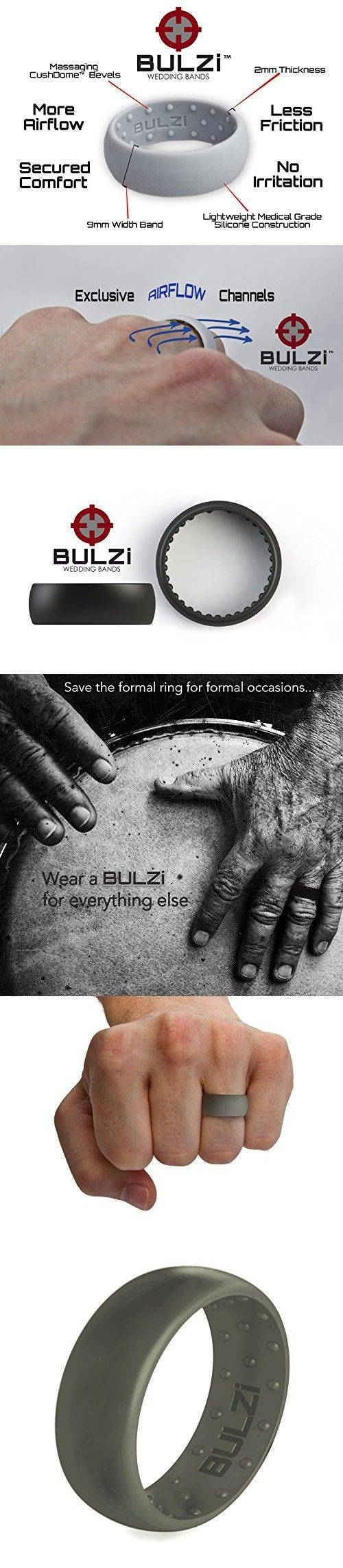 Best 25+ Men Wedding Rings Ideas On Pinterest | Tungsten Mens In Flexible Mens Wedding Bands (View 2 of 15)