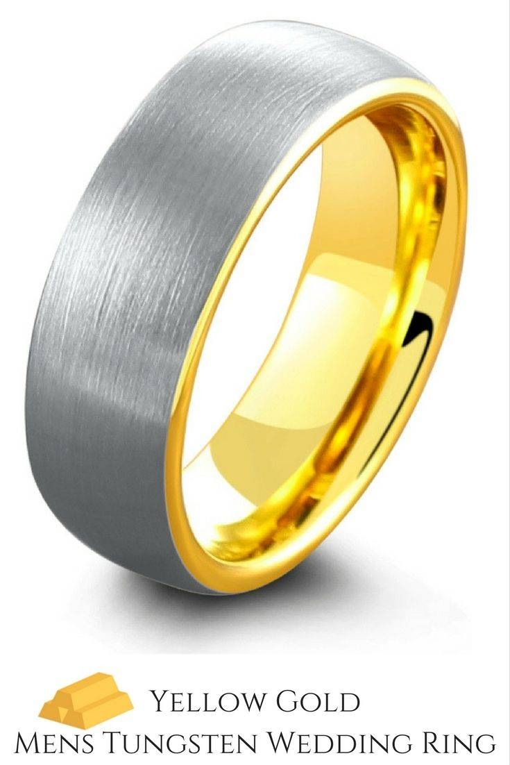 Best 25+ Modern Mens Wedding Bands Ideas On Pinterest | Black Band Throughout Recent Horizon Wedding Bands (View 3 of 15)