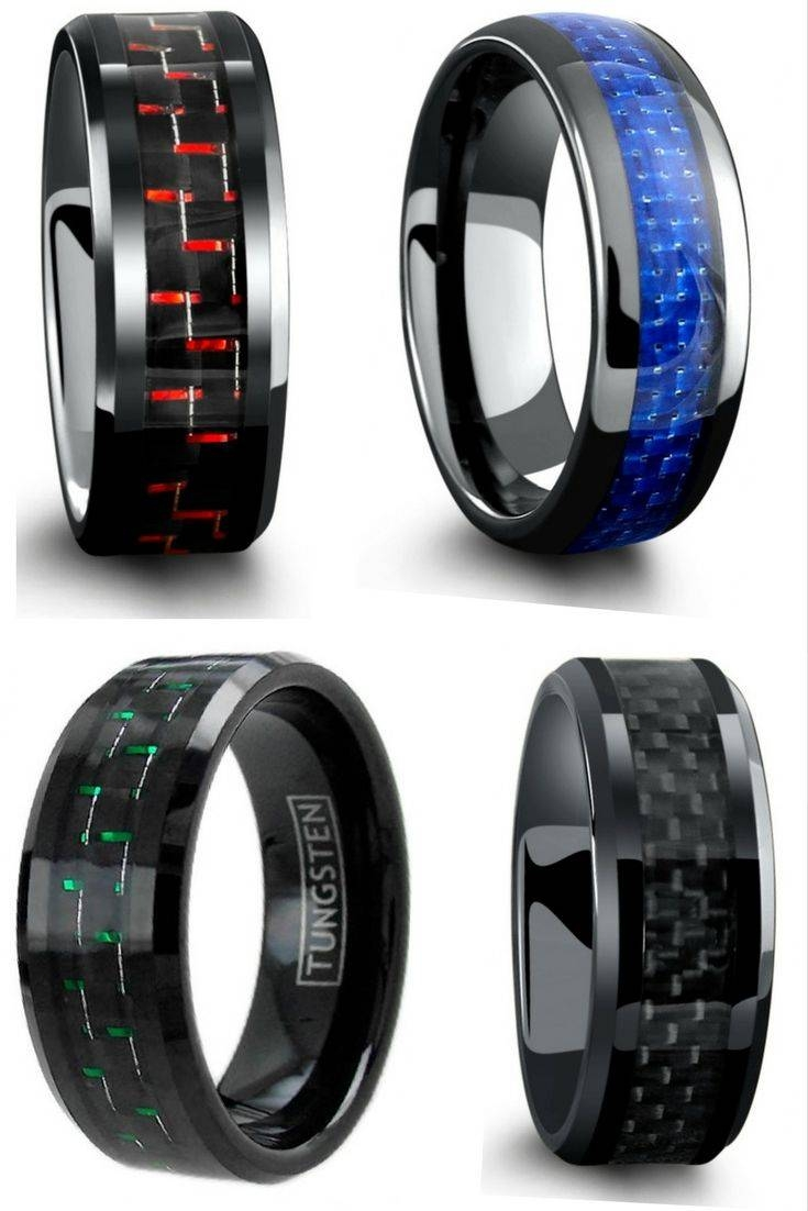 Best 25+ Unique Wedding Bands For Him Ideas On Pinterest | Gay With Regard To Durable Wedding Bands For Men (View 5 of 15)