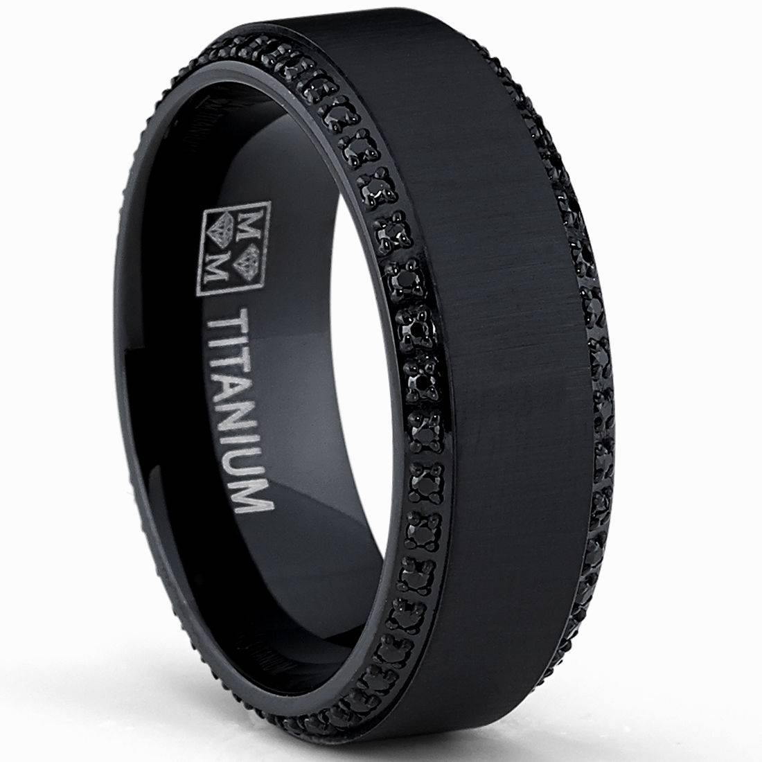 Black Gold Wedding Bands For Men – Wedding Party Decoration Intended For Black Gold Wedding Bands For Men (View 6 of 15)