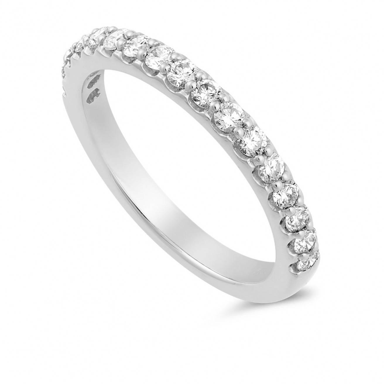 Buy Platinum Wedding Bands Online – Fraser Hart Inside Latest Platinum Wedding Band With Diamonds (View 1 of 15)