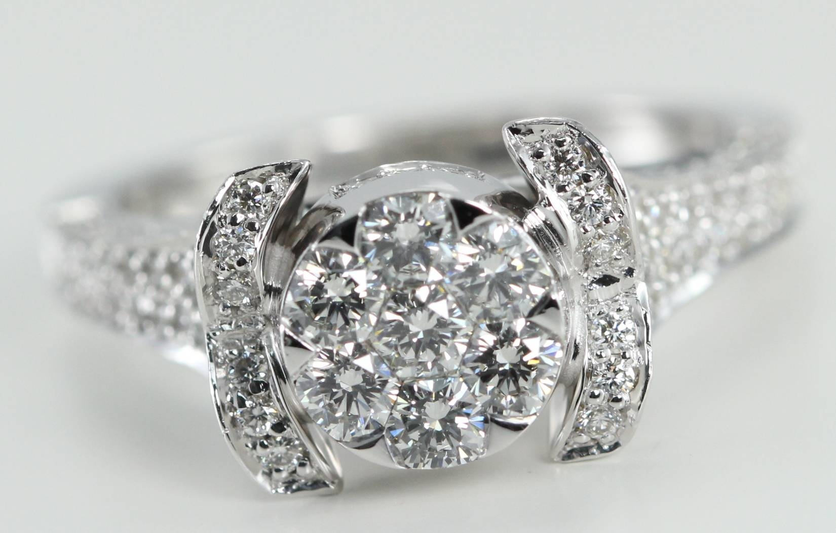 Caratsdirect2U's New Diamond Rings Collection In Vvs Engagement Rings (Gallery 2 of 15)