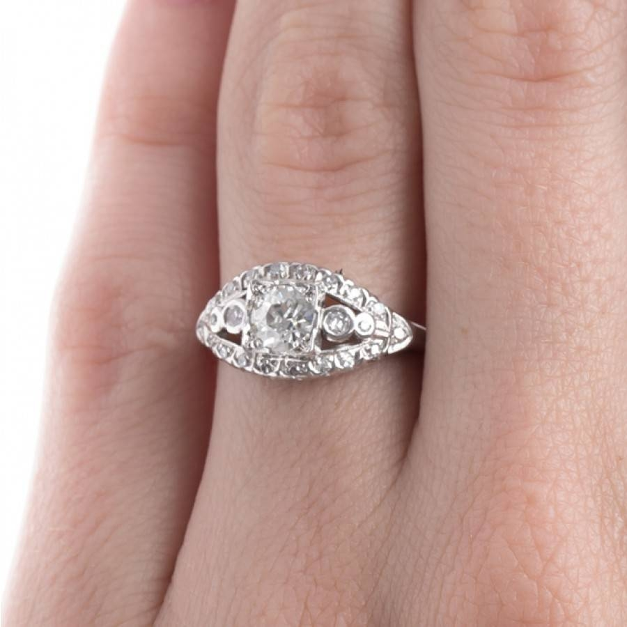 15 Best Ideas of Phoenix Vintage Engagement Rings