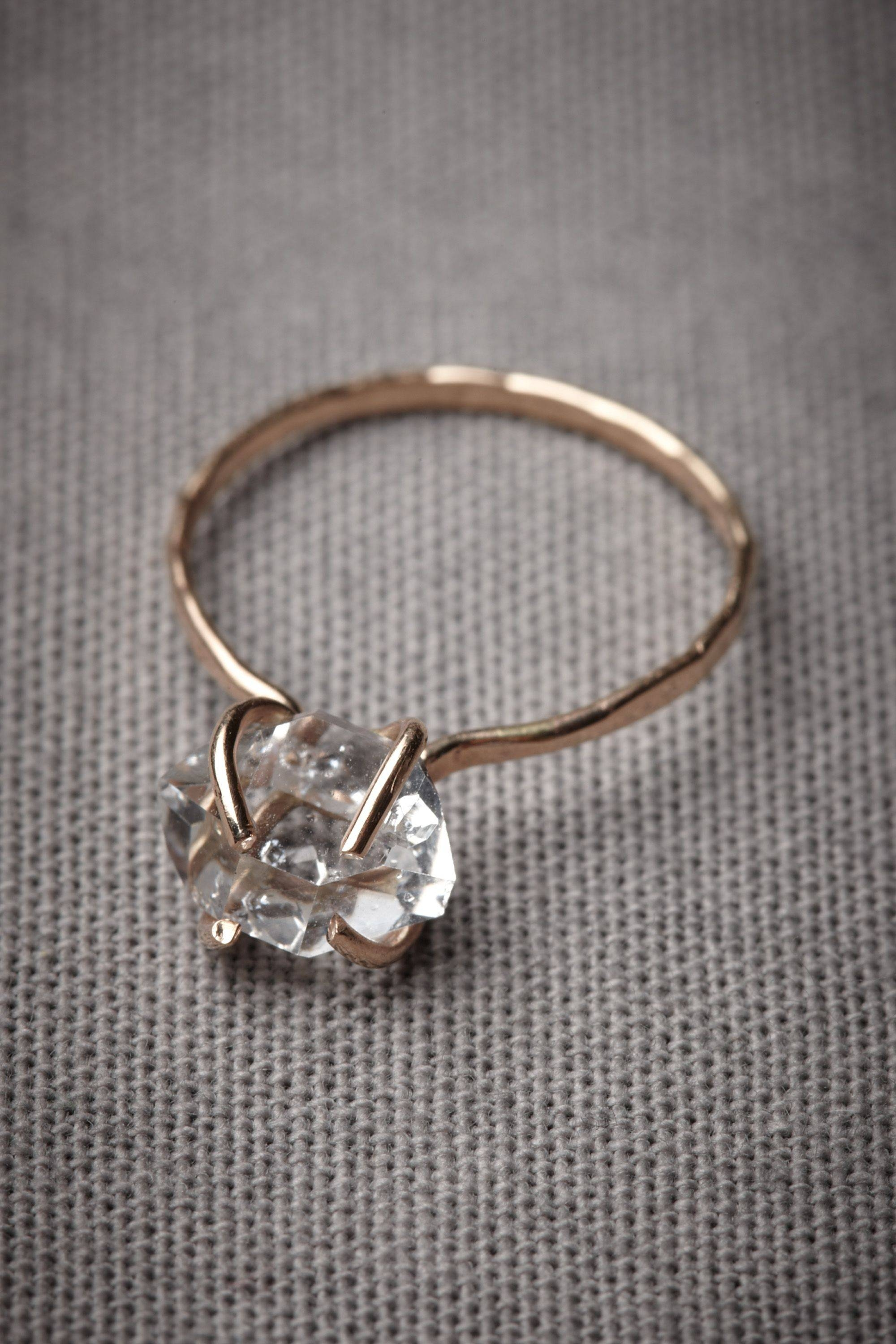 Color + Design Blog / 10 Non Traditional Engagement Rings To With Nontraditional Engagement Rings (View 14 of 15)