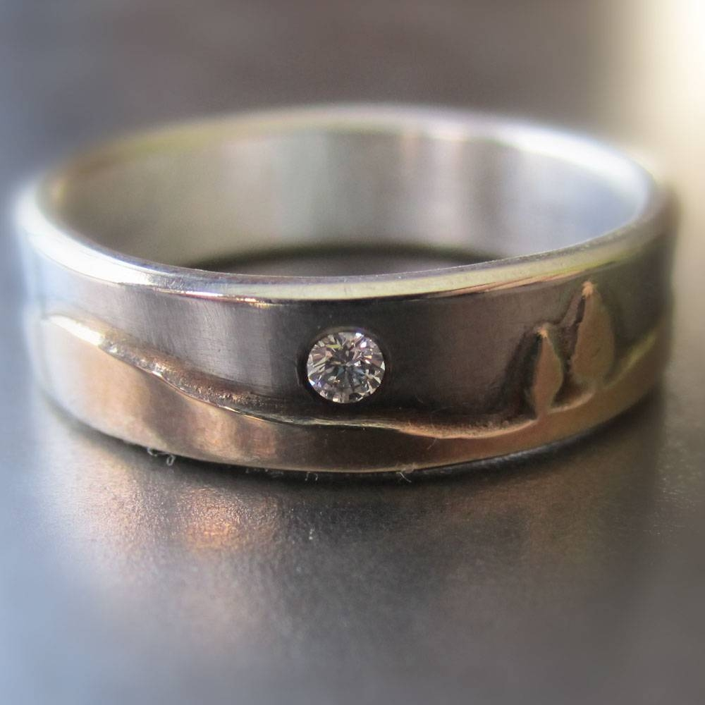 Custom Wedding Band | Jewelry Business Blog Regarding Recent Custom Platinum Wedding Bands (View 6 of 15)
