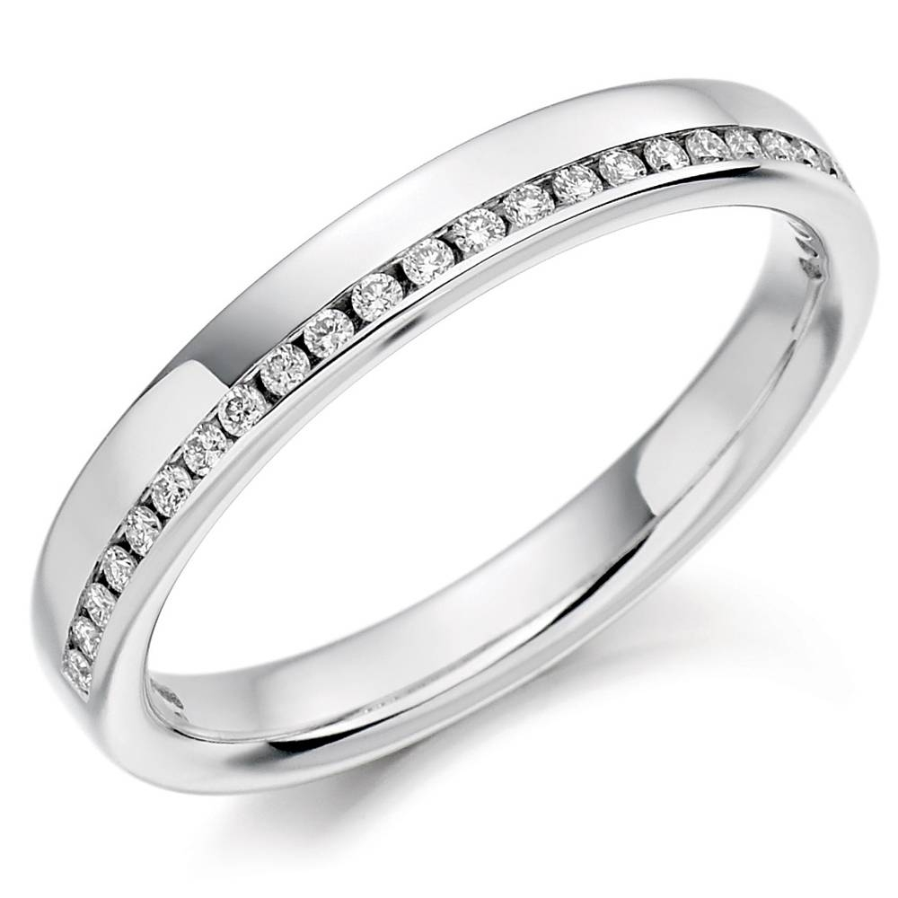 David Wedding Band On Adorable White Gold Wedding Band – Wedding Inside White Gold Wedding Bands Rings (View 10 of 15)