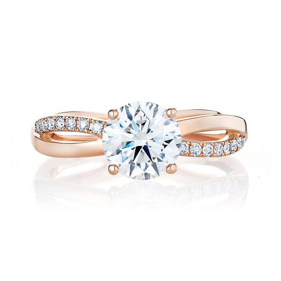 De Beers | Diamond Engagement Rings, Wedding Rings & More Pertaining To Jewelry Stores Wedding Rings (View 6 of 15)