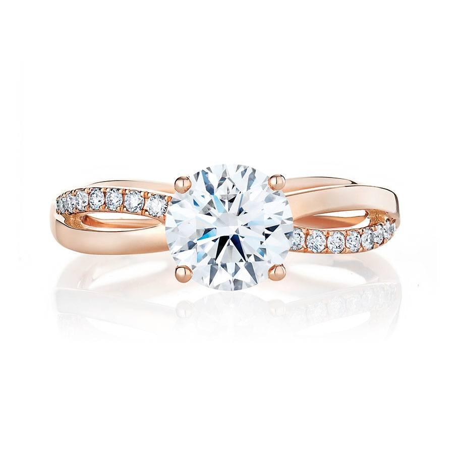 De Beers | Diamond Engagement Rings, Wedding Rings & More Regarding Jewelry Wedding Bands (Gallery 7 of 15)