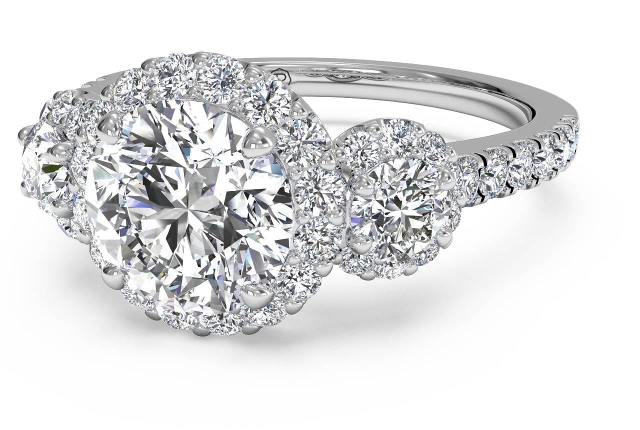 Diamond Rings Rochester | Wedding, Promise, Diamond, Engagement Inside Rochester Engagement Rings (View 2 of 15)