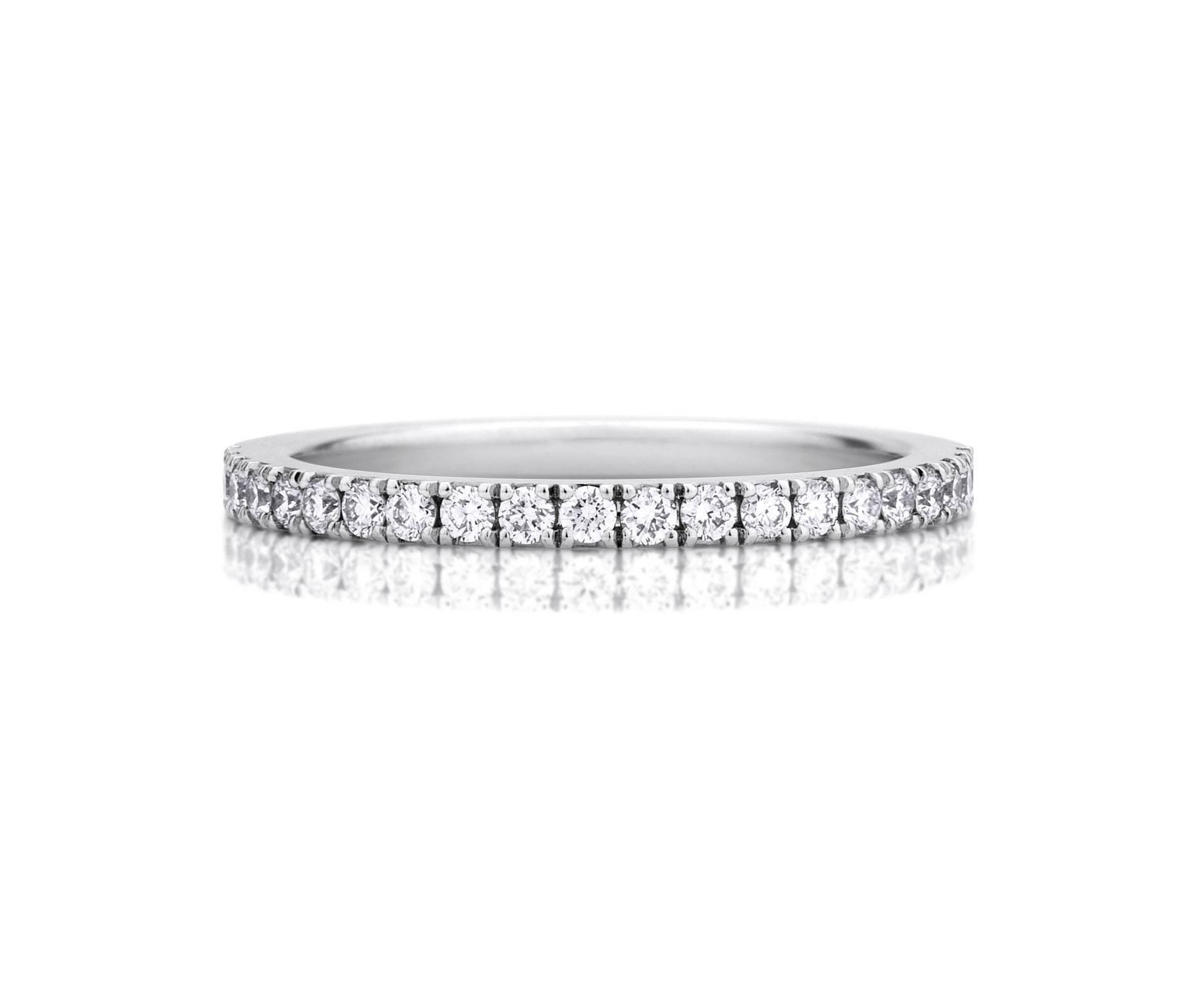Diamond Wedding Rings & Bands | De Beers Regarding Most Recently Released Diamonds Wedding Bands (Gallery 7 of 15)