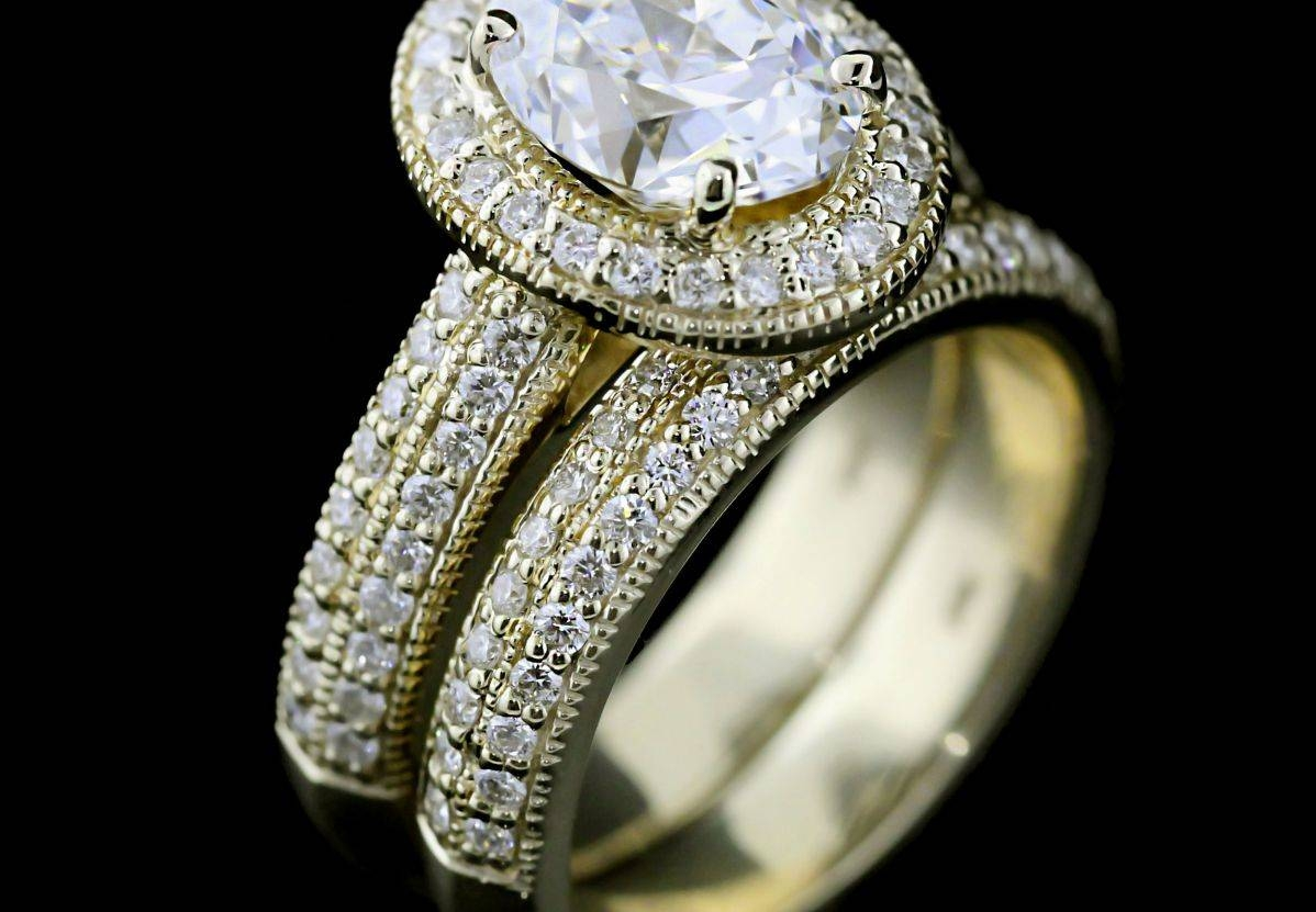 Diamonds : Beautiful Custom Diamond Engagement Rings San Francisco With Regard To San Francisco Diamond Engagement Rings (View 5 of 15)