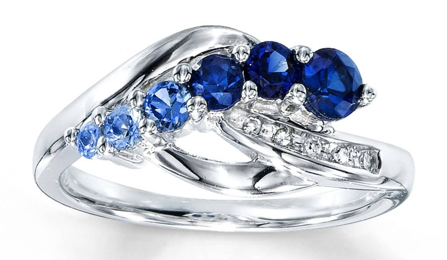 Diamonds : Marvelous Blue Heart Shaped Diamond Engagement Rings With Blue Heart Engagement Rings (Gallery 12 of 15)