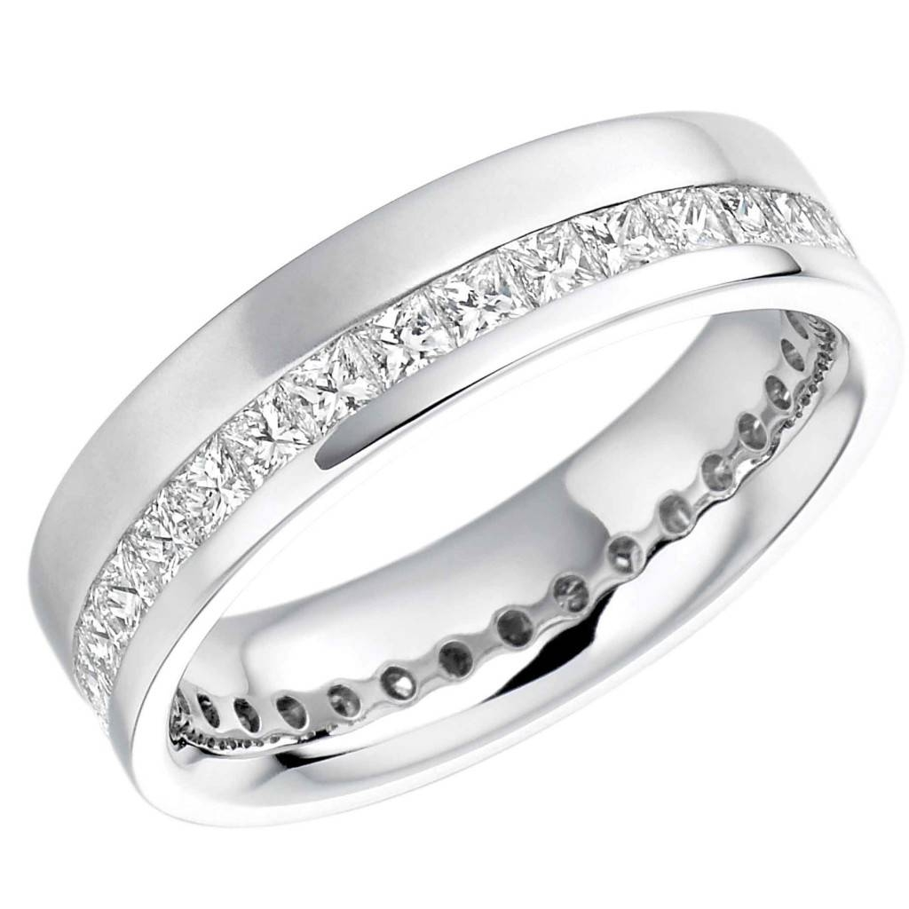 Download Diamond Wedding Rings For Men | Wedding Corners Within Latest Mens 5 Diamond Wedding Bands (Gallery 8 of 15)